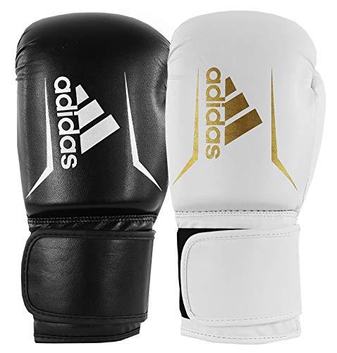 adidas Boxing Gloves – Speed 50 Boxing & Kickboxing – Boxing Gloves Women/Boxing Gloves for Men – Boxing Equipment