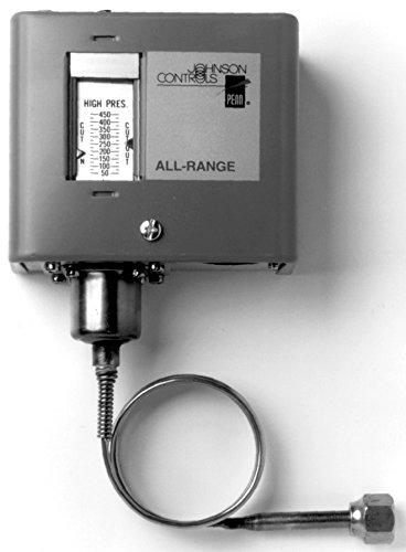 Johnson Controls, Inc. P70CA-5 Controls for High Pressure Applications