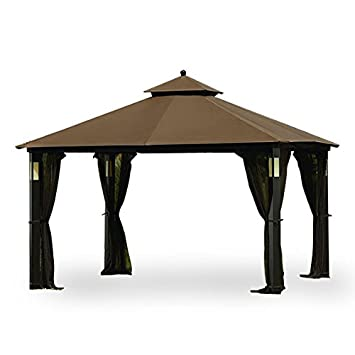 Grand Resort Audio Gazebo Replacement Canopy