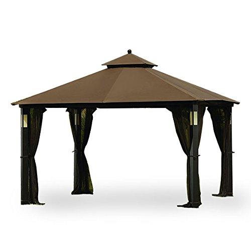 Grand Resort Audio Gazebo Replacement Canopy - RipLock 350
