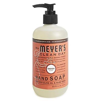 Mrs. Meyer's Clean Day Liquid Hand Soap,12.5 Ounce Bottle