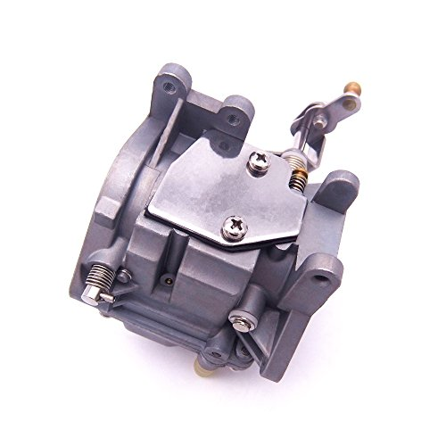Boat Motor Carburetor Assy 69P-14301-00 69P-14301-10 69S-14301-00  69S-14301-10 for Yamaha 2-stroke 25HP 30HP E25B E30H 25B 30H Outboard Engine