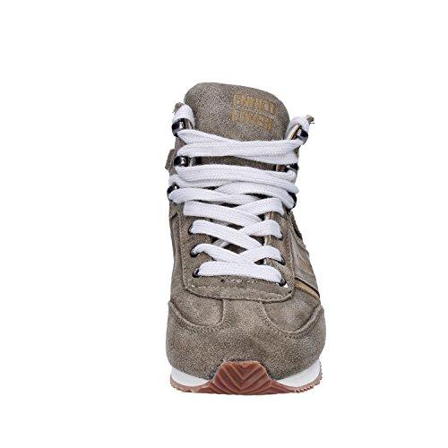 Coveri Daim Beige Garçon Bébé Enrico Sneakers pwdPpq