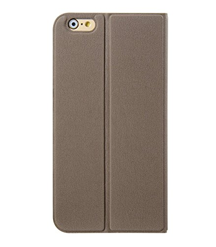 "Melkco Air T View Cases für Apple iPhone 6 Plus (5,5 "") - Braun"