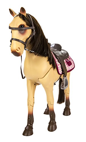 Our Generation Horse Morgan Poseable Buy Online In
