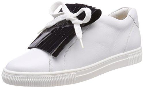 Hassia ocean Sneaker Maranello Donna G Weite Weiß weiss rarRU1p6