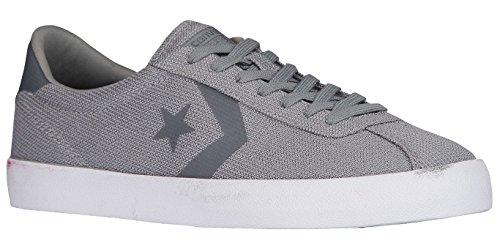Converse Unisex Chuck Taylor All Star Stoppunkt Okse Sneaker Grå Og Hvit