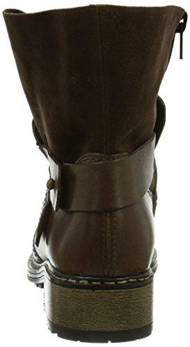 Rieker Z6862-25 - Botas Mujer Braun (nougat/kakao / 25)