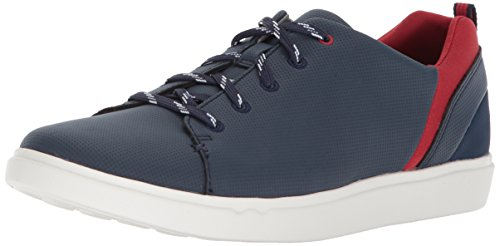 Lo Microfiber Verve Clarks Step Women's Navy Shoes Perfed PwHzpq