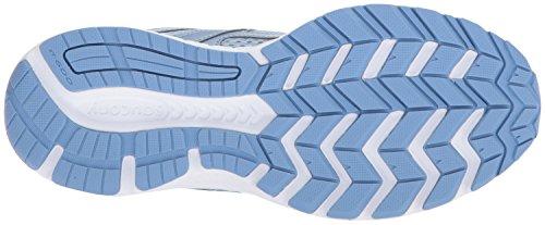 Coesione Donna Coesione 11 Scarpa Da Corsa Nebbia / Blu
