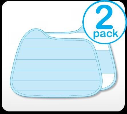 Steamfast Microfiber Mop Pad (2 Pack)