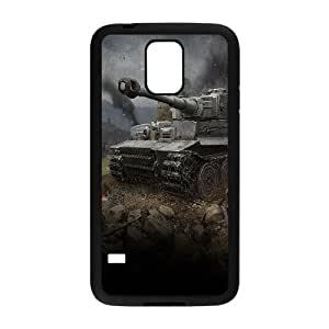 Samsung Galaxy S5 Phone Case Cover World Of Tanks WT8131