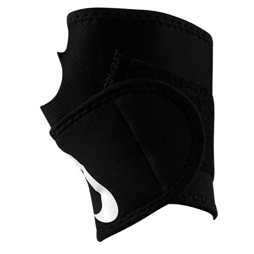 Nike Pro Wrist and Thumb Wrap 2.0 Black/White Size One Size
