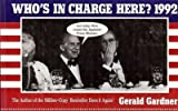 Who's in Charge Here?, Gerald Gardner, 0517082403