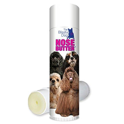 The Blissful Dog Cocker Spaniel Nose Butter, 0.50-Ounce