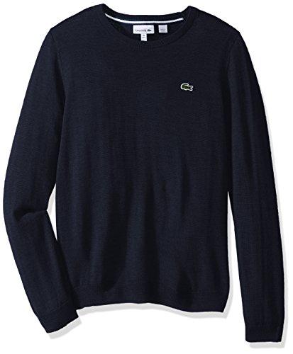 Wool Blend Crewneck Sweater - 7