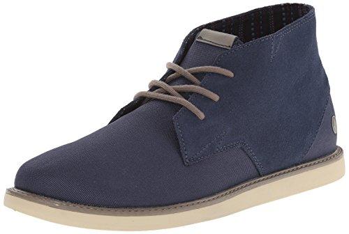 Volcom Men's Del Mesa Chukka Boot, Blue/Black, 10 M US