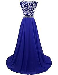 Amazon.com: Royal blue prom dresses - Dresses / Clothing