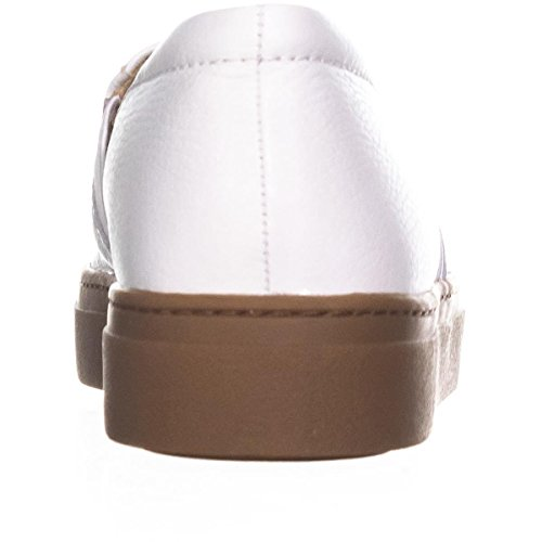 Slip Pebble On Naturalizer White Carly Platform Sneakers 7wq7cREF