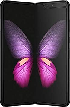 Samsung - Galaxy Fold SM-F900U - Cosmos Black - Unlocked AT&T Model GSM (US Warranty)