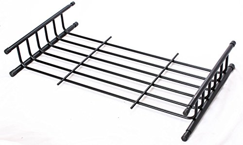 arksen 64 u0026quot  universal black roof rack cargo with extension