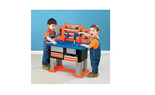 American Plastic Toy Deluxe Workbench product image
