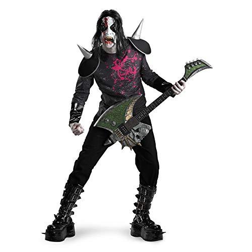 Metal Mayhem Costume (Size 42-46) ()
