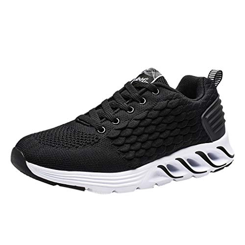 iHPH7 Walking Sneakers,Casual Breathable,Athletic Walking Running Shoes,Trail Running Shoe,Swim Shoes,Barefoot Shoes,Barefoot Running Shoes,Sport Hiking Water Shoe (43,White)