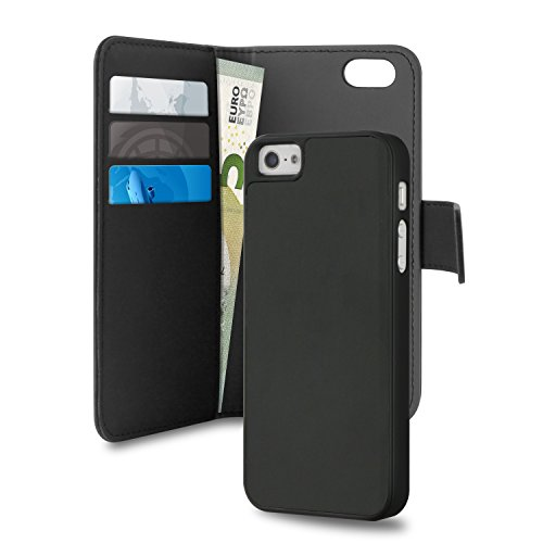Puro IPC5BOOKC3BLK iPhone 5/5S Black