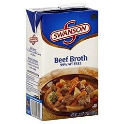 Swanson Broth Beef, 32 Oz (2 Pack)