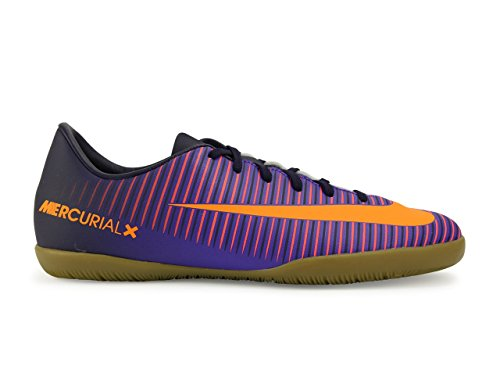 NIKE Bébé Violet Chaussures de Mixte MercurialX Foot Vapor Jr Orange IC XI z7PxArqUzH
