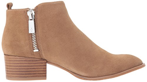 Women's Bootie Cole New Western Ankle Addy US M Zip York Low Suede Heel Double Kenneth Almond 9 Fqt7ww