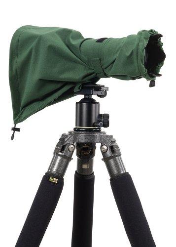 LensCoat LCRSMGR RainCoat RS for Camera and Lens, Medium (Green) by LensCoat