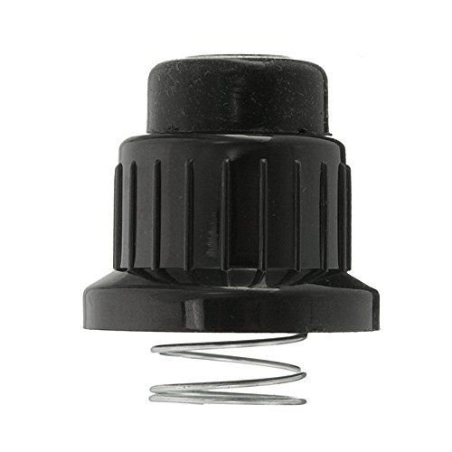KASUKI Durable Quality Plastic Black Cap Button For Gas Grill Electronic BBQ Ignitor Igniter Replacement AA Battery