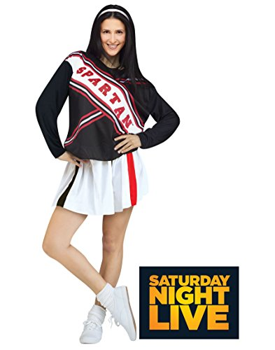 Fun World/Holiday Times - Cheerleader Spartan Girl - 6-12]()