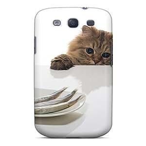 New GJohk13985Gzgbb I Want Those Fish Tpu Cover Case For Galaxy S3