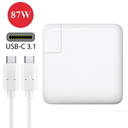Göksu 87W USB-C Power Adapter Charger with 3.1...