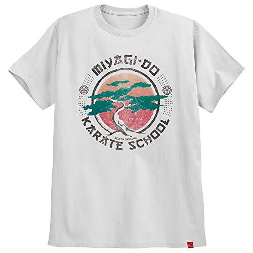 Camiseta Árvore Série Cobra Kai Camisa Miyagi Do Karatê Kid G