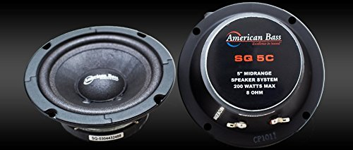 American Bass SQ 5c with 5