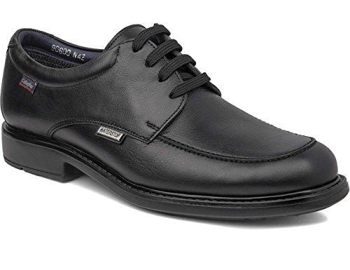Cedron Adaptlite Callaghan casual Zapato caballero 90600 Negro Adaptaction wxHnx65v