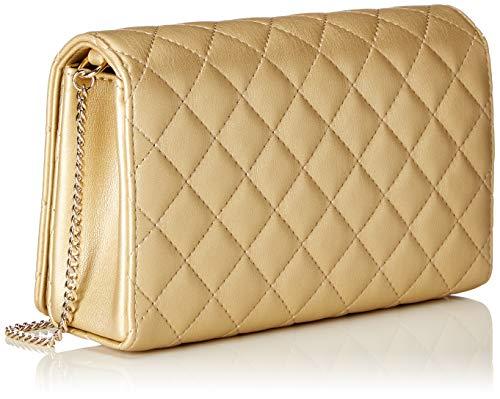 Women's Moschino Quilted Pu Oro Love Gold Shoulder Borsa Nappa Bag 5qwHcdxa4