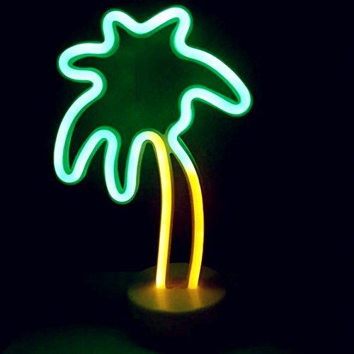 Led Coconut Tree Light in Florida - 6