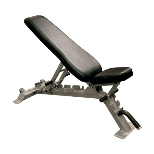 Body-Solid Commercial Flat/Incline/Decline Bench by Ironcompany.com