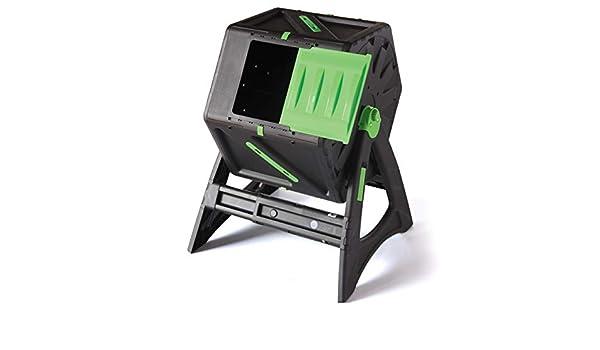 Doble compartimiento compostador De Agitación - Fácil y ...