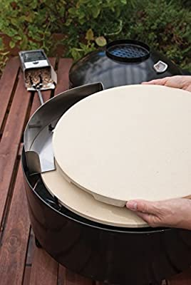 Pizzacraft PC6021 Pizza Oven Wood Pellet Smoker and Shovel