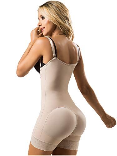 83b79271710cf Rose 21113 Women 3-Hook Booty Lifter Body Shaper Fajas Colombianas  Reductoras