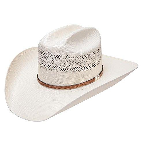 10 X Straw Cowboy Hat - 4