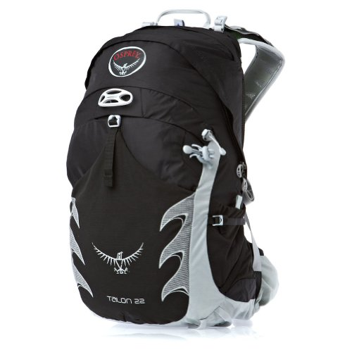 Osprey Packs Talon 22 Backpack Onyx Black SmallMedium