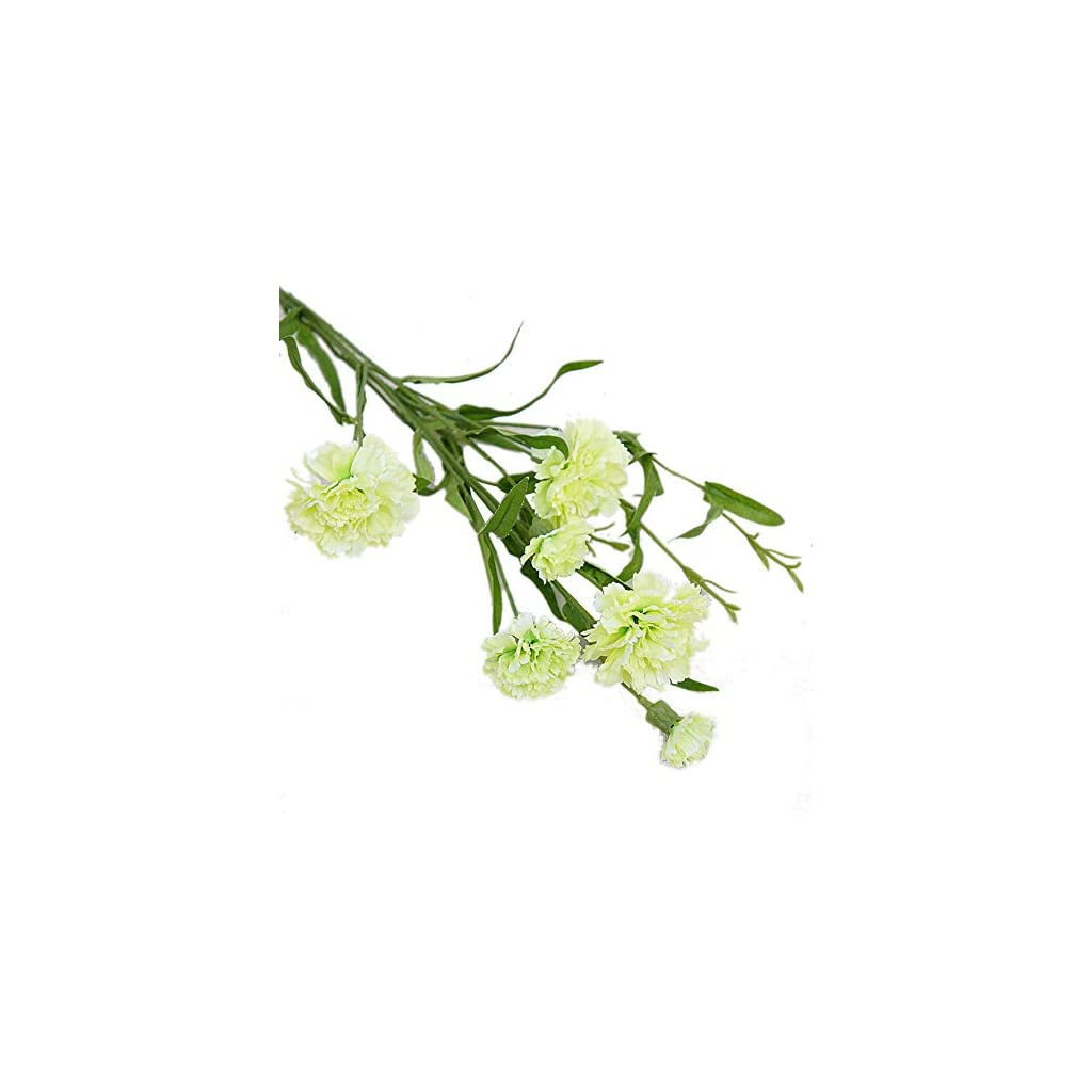AkoMatial-Artificial-Flower-Carnation-Fake-Simulation-Flowers-Bunch-Bouquet-Plant-Home-Decor-for-Wedding-Party