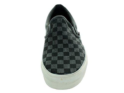 Slip Basse onSneaker Nero VansClassic Uomo vmnwO80N